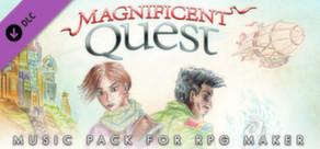 RPG Maker VX Ace - Magnificent Quest Music Pack