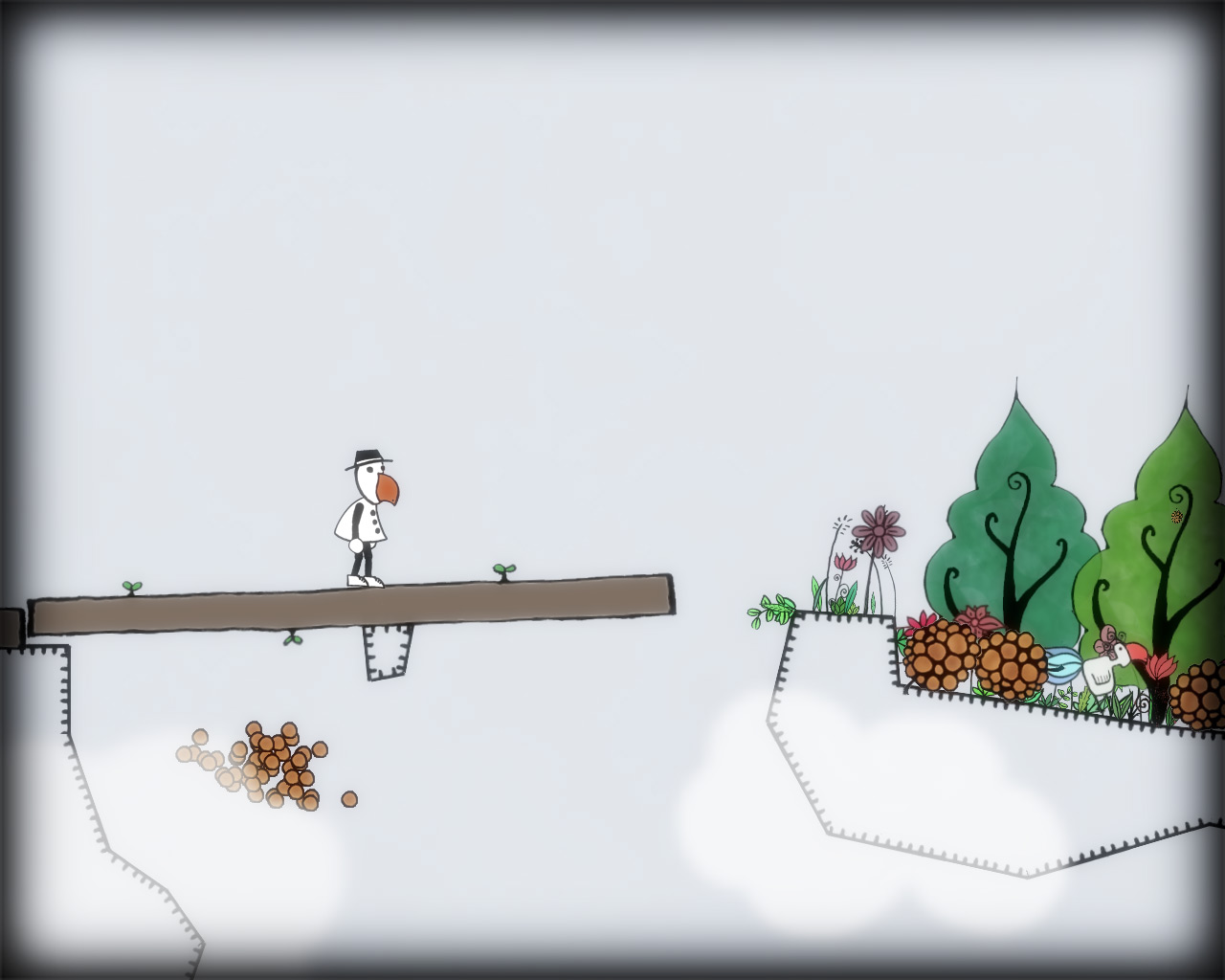 Blueberry Garden screenshot