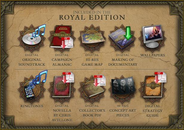 Pillars of Eternity - Hero Edition Steam Key GLOBAL - G2A.COM