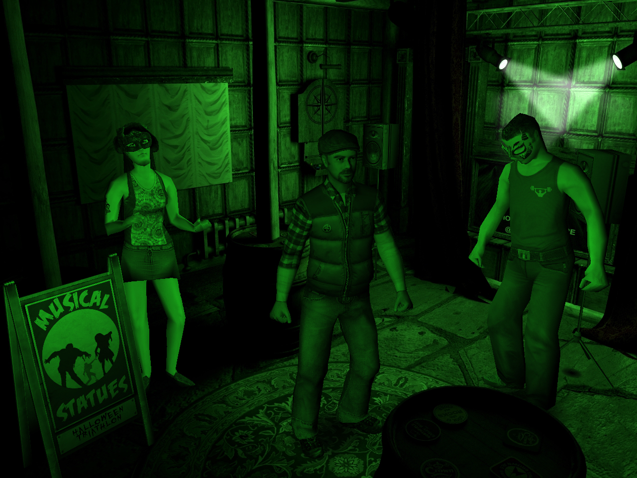 The Last Crown: Midnight Horror screenshot