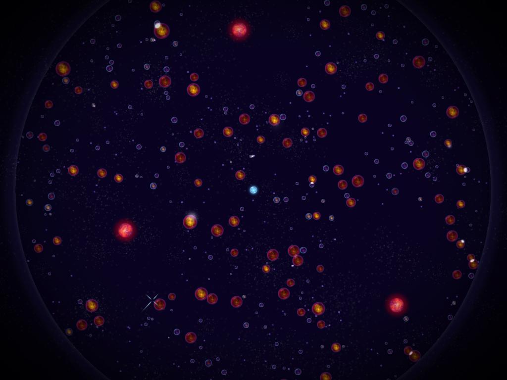Osmos screenshot
