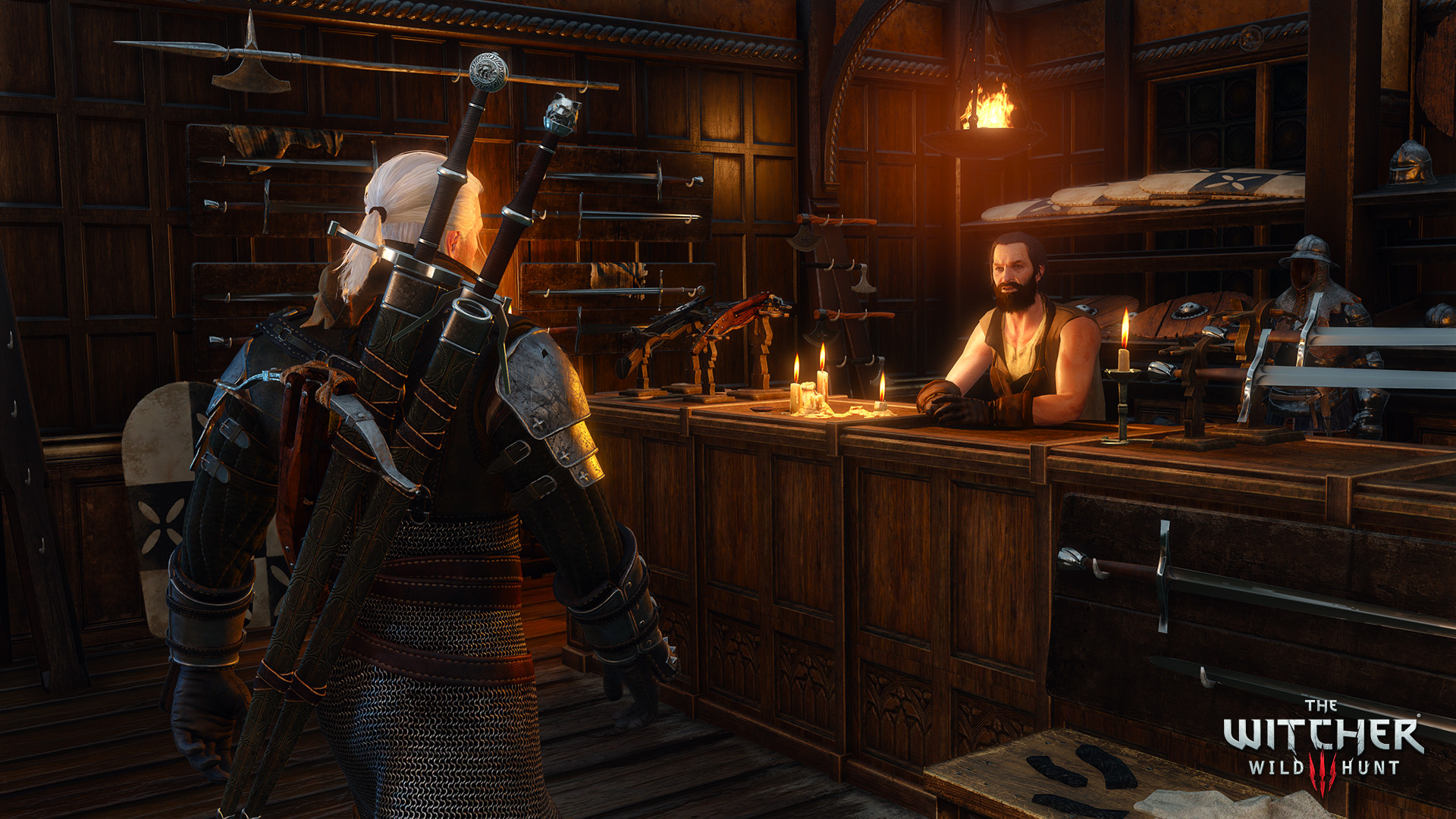 The Witcher 3 PS3