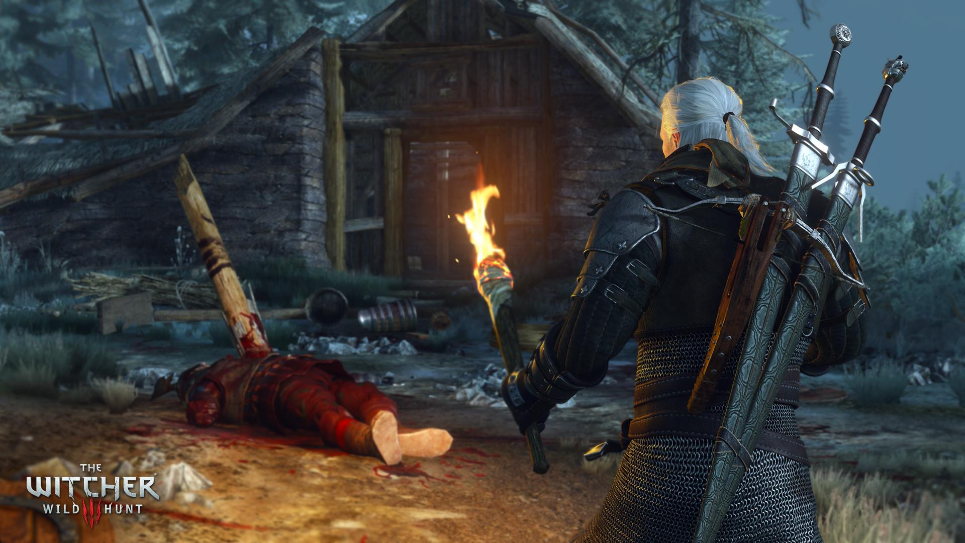 The Witcher 3 Wild Hunt (2015) PC | Лицензия
