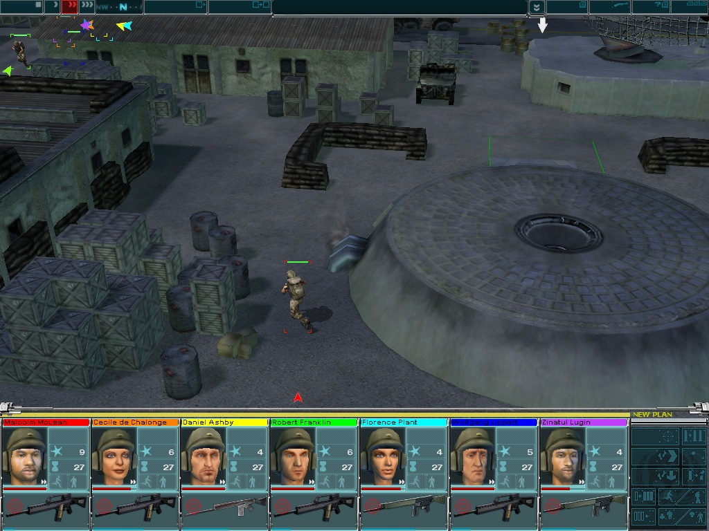 UFO: Aftermath screenshot