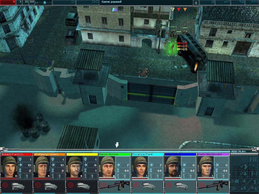Обзор игры ufo: aftermath