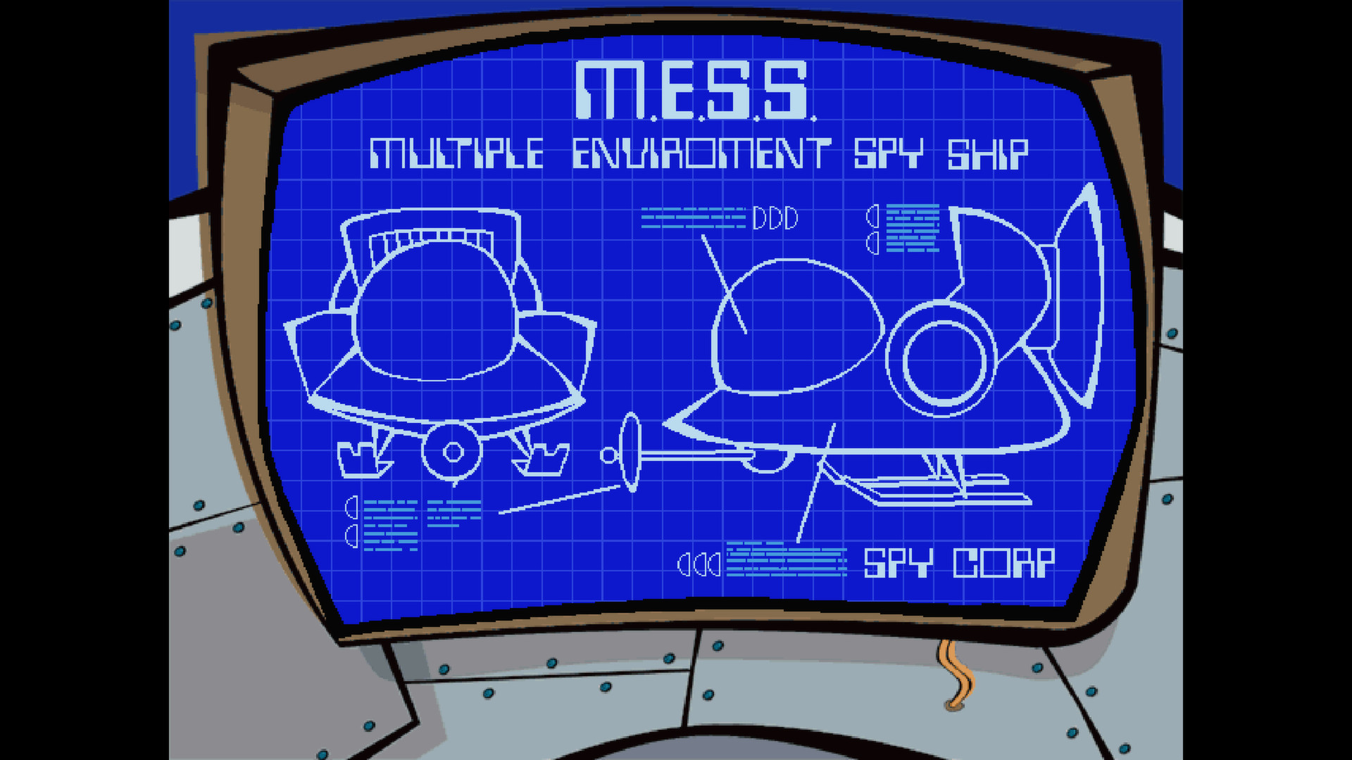 Spy Fox In: Hold the Mustard screenshot