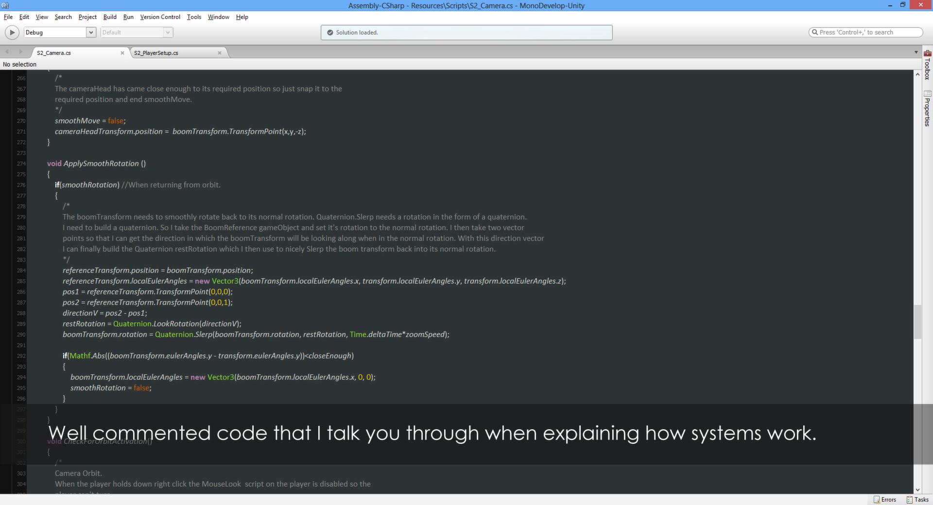 GTGD S2: Just One Dev screenshot