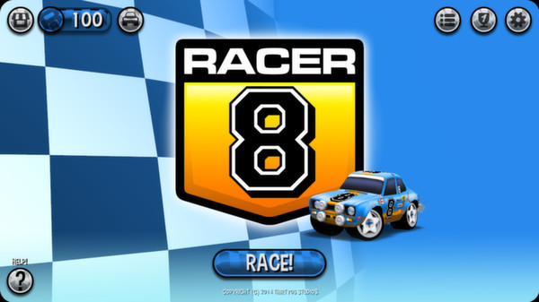 免费获取 Steam 游戏 Racer 8[Mac、PC 双版本]丨反斗限免