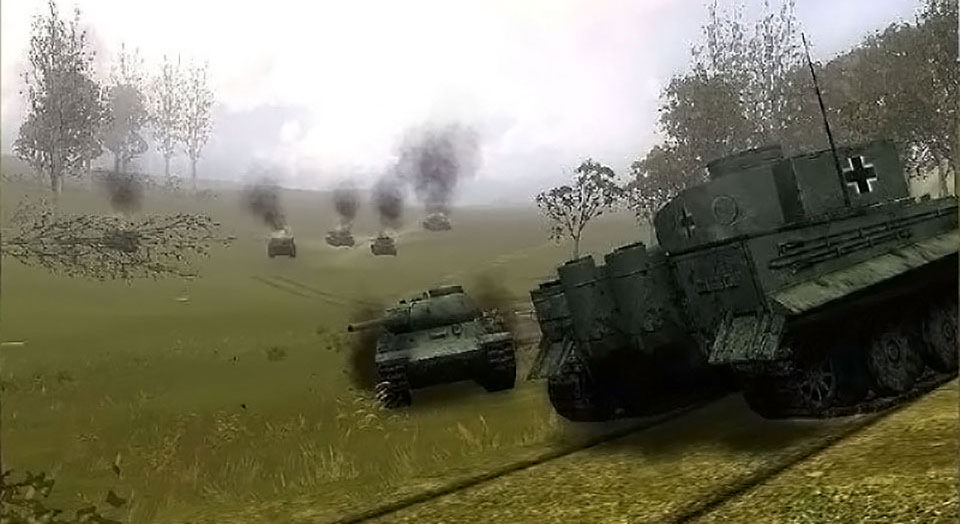 Panzer Elite Action Gold Edition screenshot