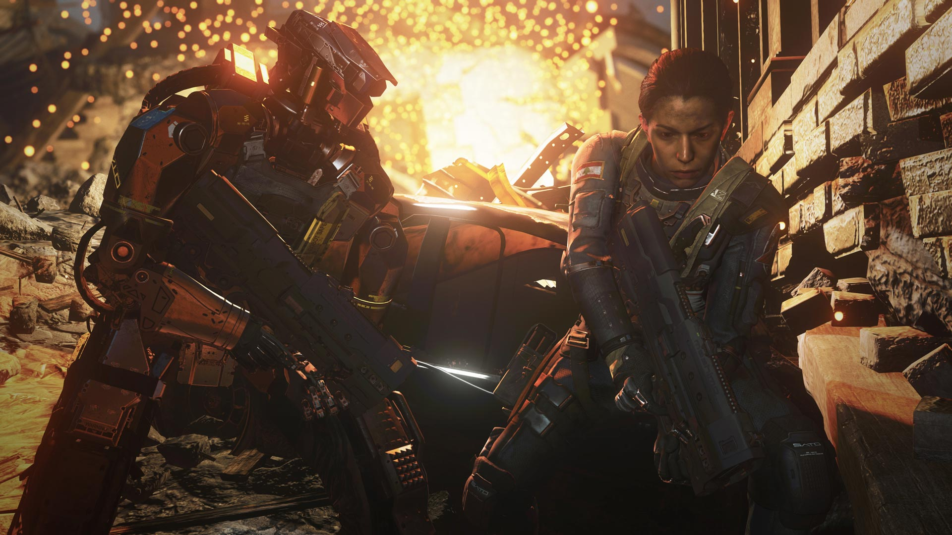 Call of Duty: Infinite Warfare Screenshot 1