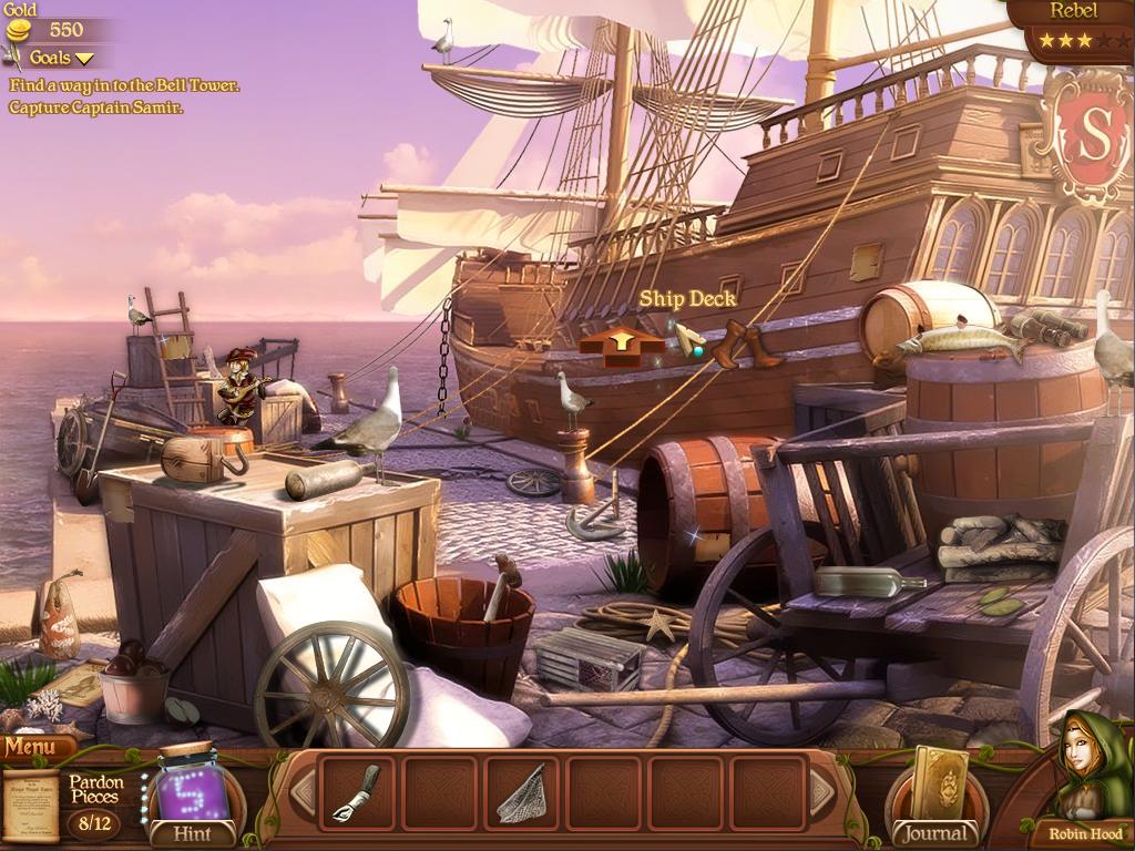 Robin's Quest screenshot