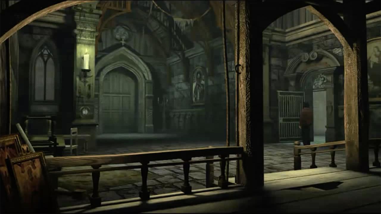 Black Mirror I screenshot