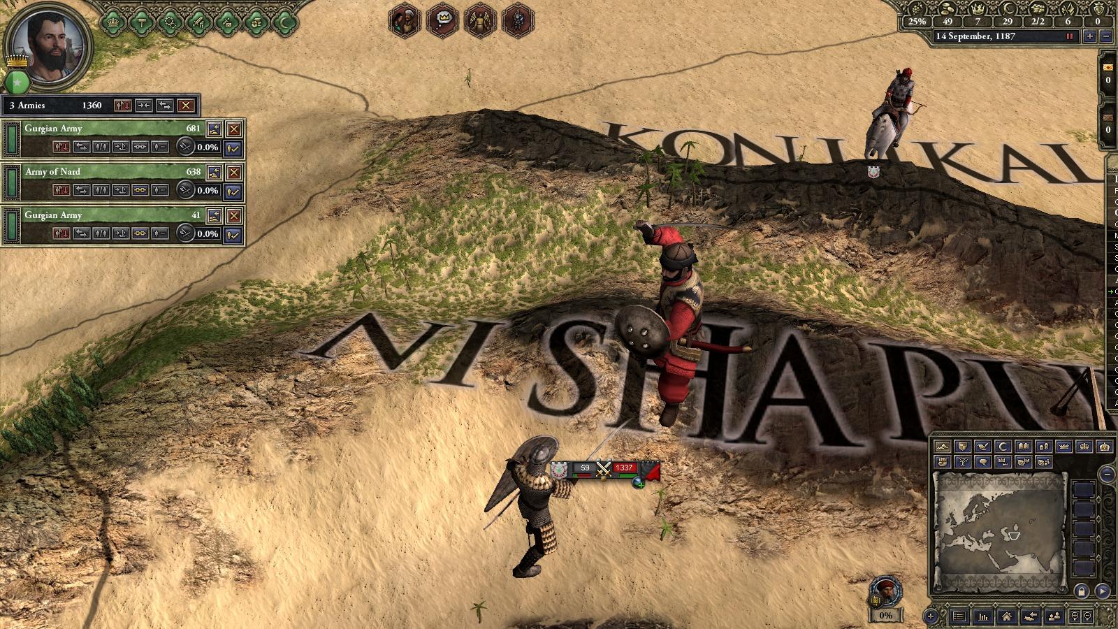 Crusader Kings II: Persian Unit Pack screenshot