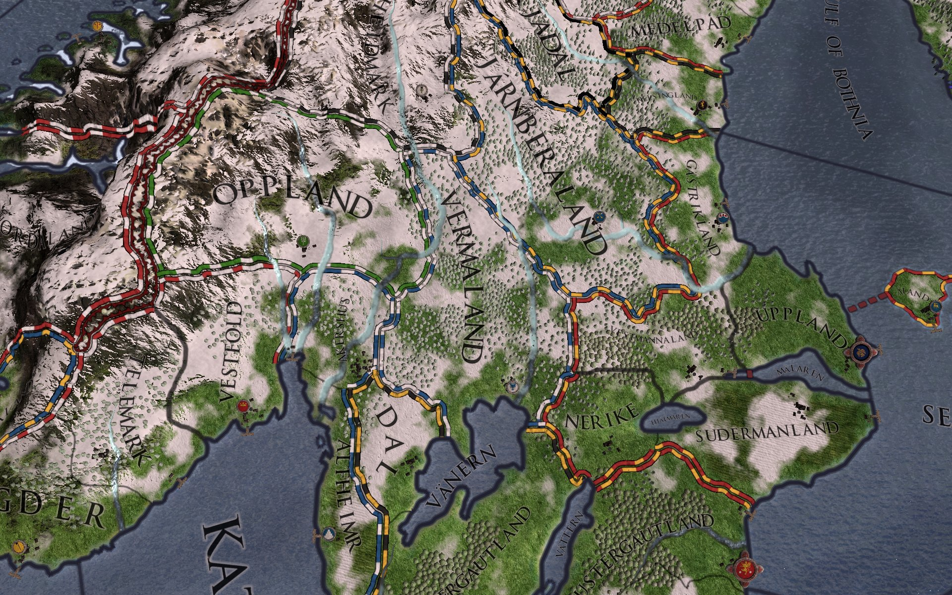 Expansion - Crusader Kings II: Charlemagne screenshot