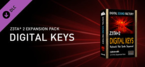 Z3TA+ 2 - DSF Digital Keys Expansion Pack