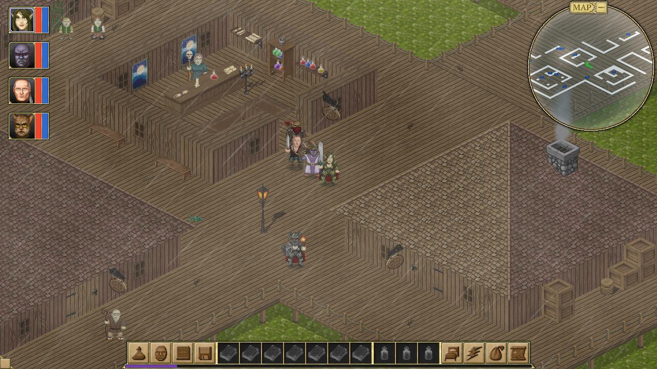 AntharioN screenshot