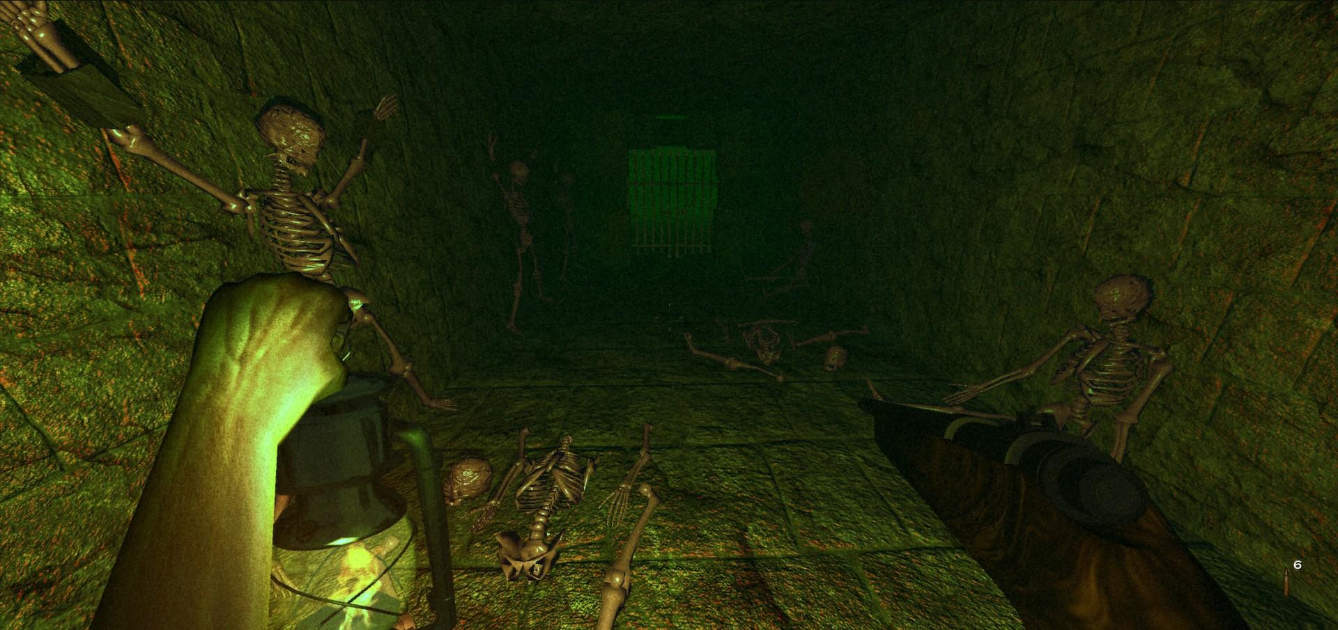 Overcast - Walden and the Werewolf screenshot