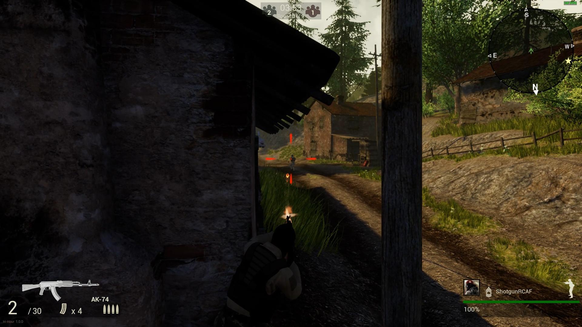 H-Hour: World's Elite screenshot