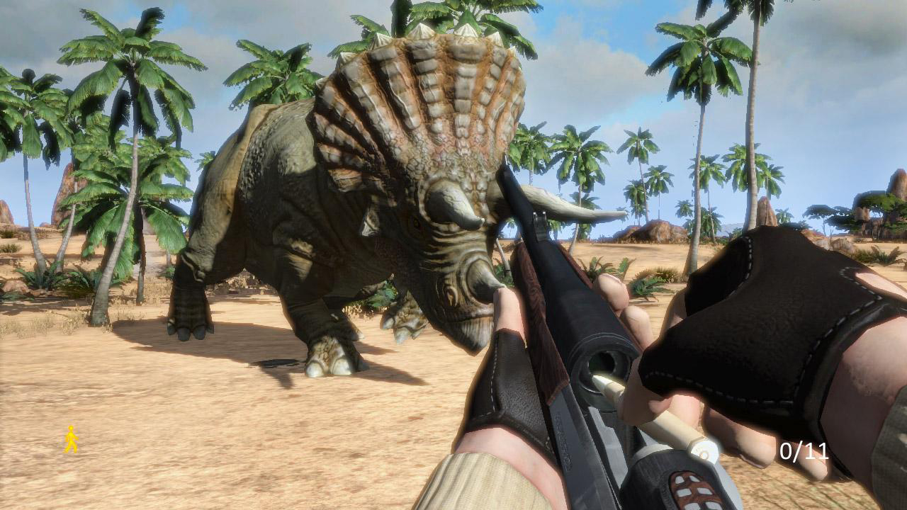 Carnivores dinosaur hunter скачать на пк