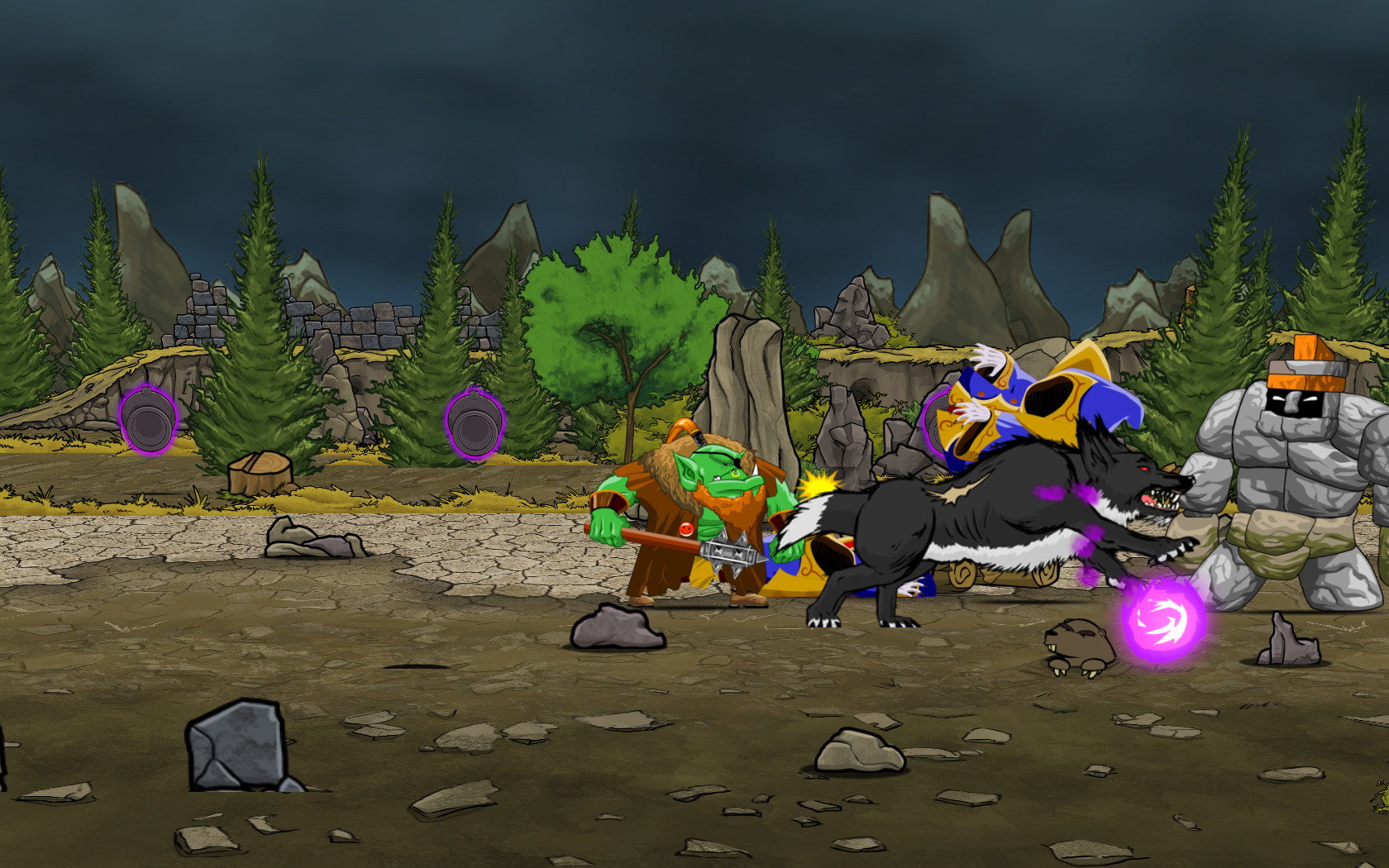 Arson and Plunder: Unleashed screenshot