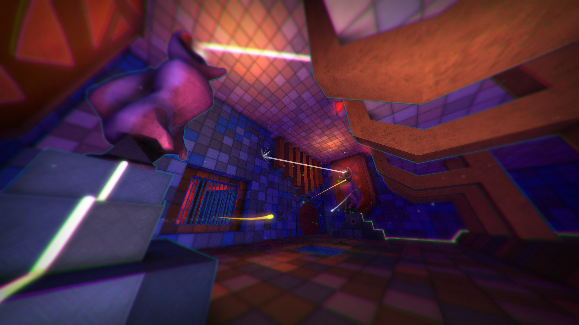 TRI: Of Friendship and Madness screenshot