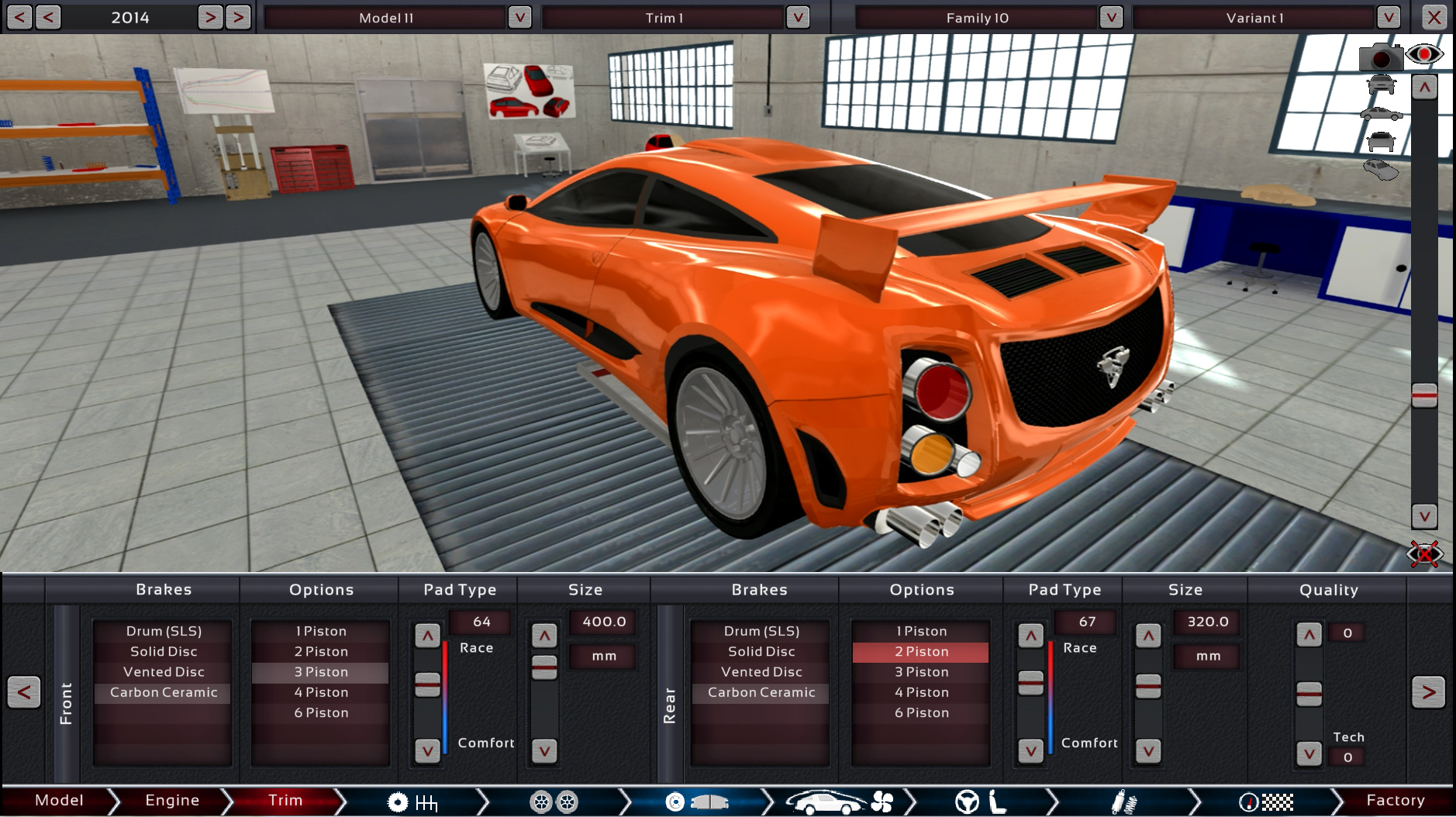 Car Manufacturer tycoon game for android phone