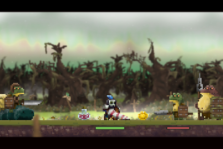 Loot Hero DX screenshot