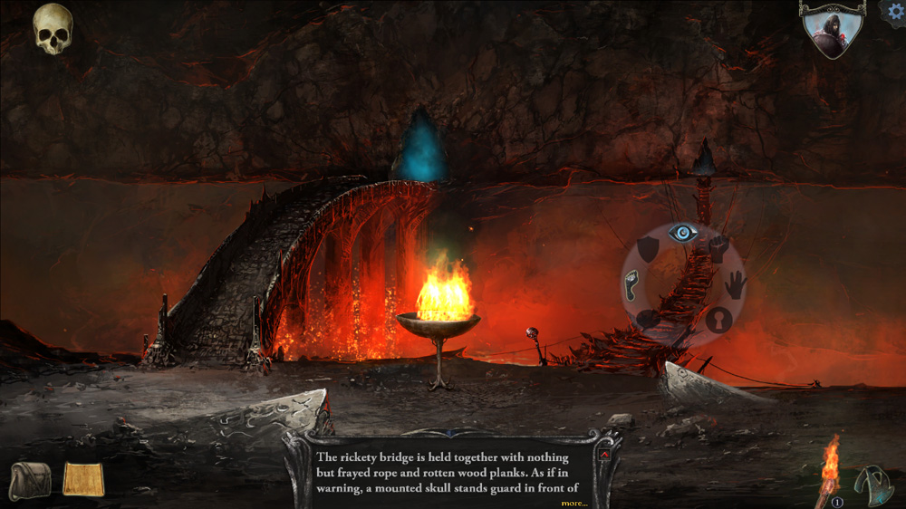 Shadowgate screenshot