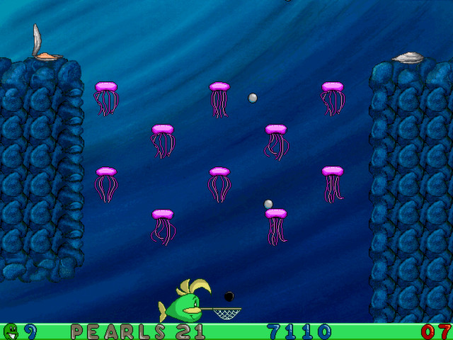 Freddi Fish and Luther's Water Worries screenshot