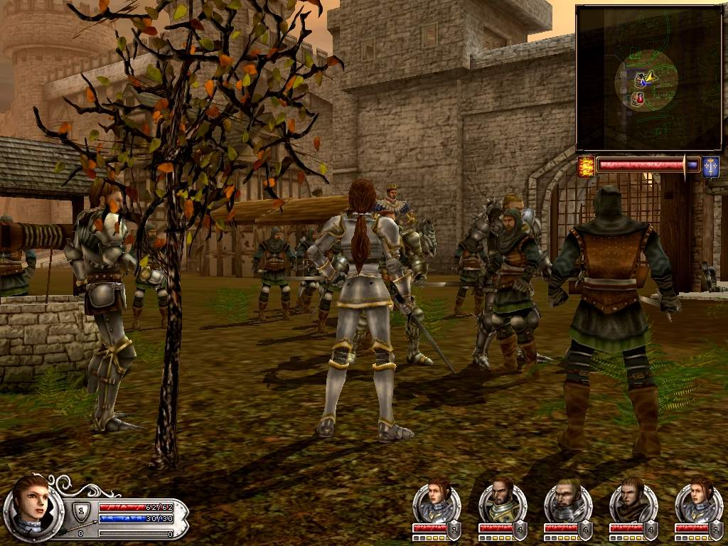 Wars And Warriors Joan Of Arc (Video Game) Review