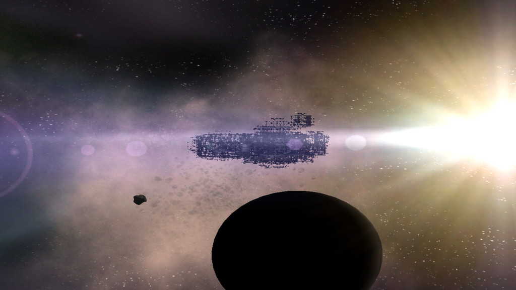 Haegemonia: The Solon Heritage screenshot