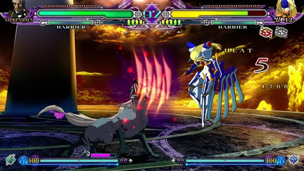 BlazBlue Continuum Shift Extend (PC) 2014
