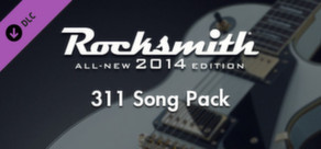 Rocksmith® 2014 – 311 Song Pack