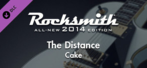 "Rocksmith® 2014 – Cake - ""The Distance"""