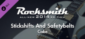 "Rocksmith® 2014 – Cake - ""Stickshifts And Safetybelts"""