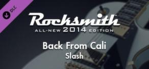 "Rocksmith® 2014 – Slash featuring Myles Kennedy - ""Back From Cali"""