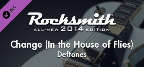 "Rocksmith 2014 – Deftones - ""Change (In the House of Flies)"" steam gift free"