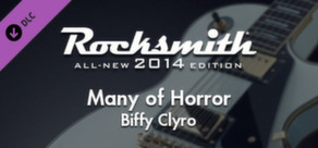 "Rocksmith® 2014 – Biffy Clyro - ""Many of Horror"""