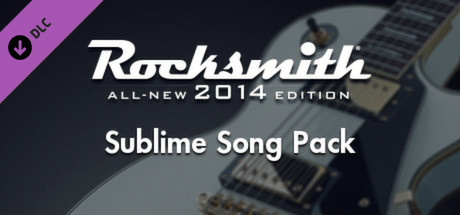 Rocksmith 2014 DLC – Sublime Song Pack Header