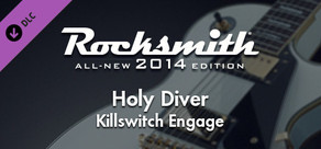 """Rocksmith® 2014 – Killswitch Engage - """"Holy Diver"""""""