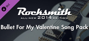 Rocksmith® 2014 – Bullet For My Valentine Song Pack