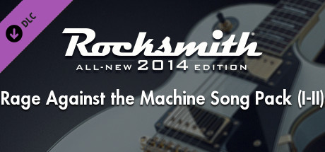 Rocksmith 2014 – Rage Against the Machine Song Pack (I-II) steam key giveaway
