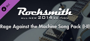 Rocksmith® 2014 – Rage Against the Machine Song Pack (I-II)