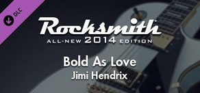 "Rocksmith® 2014 – Jimi Hendrix - ""Bold As Love"""