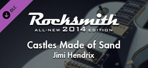 "Rocksmith® 2014 – Jimi Hendrix - ""Castles Made Of Sand"""