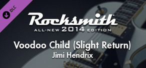 "Rocksmith® 2014 – Jimi Hendrix - ""Voodoo Child (Slight Return)"""