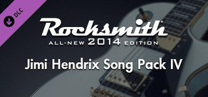 Rocksmith® 2014 – Jimi Hendrix Song Pack IV
