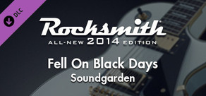 "Rocksmith® 2014 – Soundgarden - ""Fell On Black Days"""