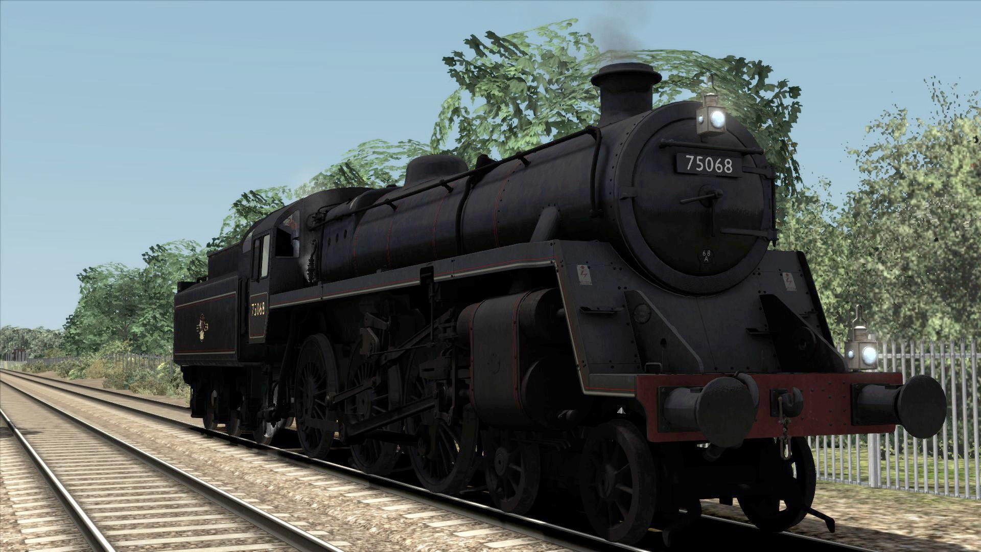 BR Standard Class 4MT Loco Add-On screenshot