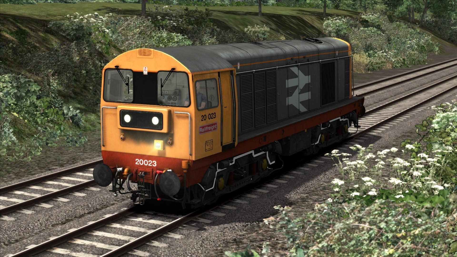BR Railfreight Class 20 Add-On Livery screenshot